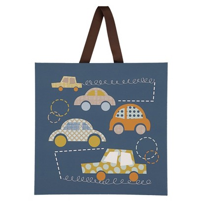 Lolli Living Baby Canvas Art - Bumper Cars