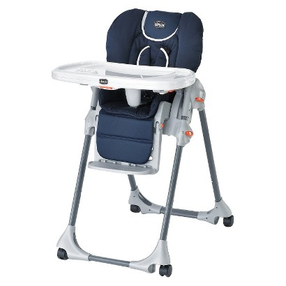 Chicco Polly Double Pad High Chair