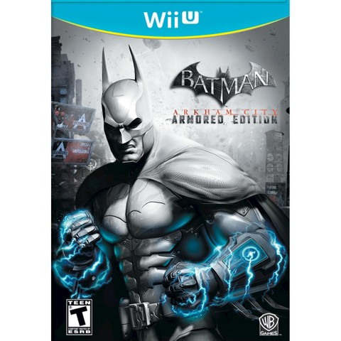 Batman Arkham City: Armored Edition (Nintendo Wii U)