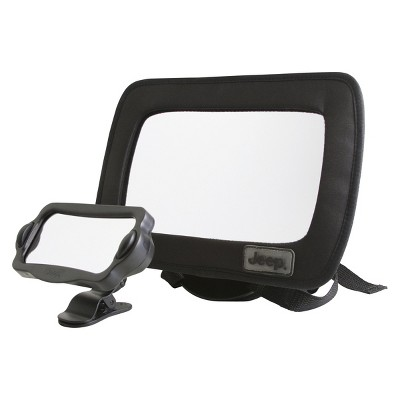 JEEP Black Mirror Bundle Package  - One Size