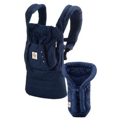 Ergobaby Organic 3 Position Bundle Of Joy - Navy