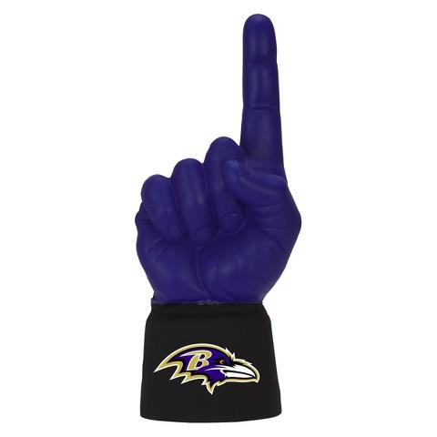 Baltimore Ravens Riddell Ultimate Hand