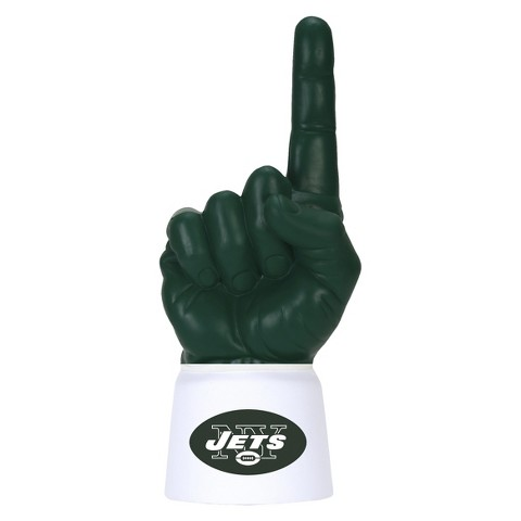 New York Jets Riddell Ultimate Hand  Green