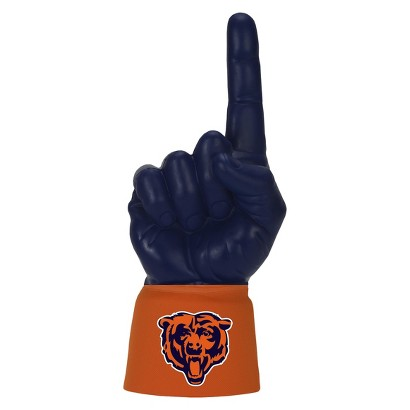 Chicago Bears Riddell Ultimate Hand  Navy