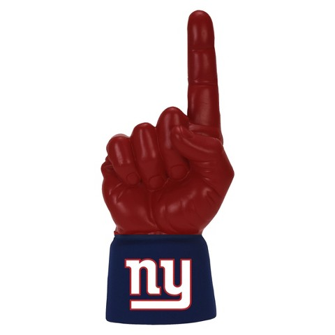 New York Giants Riddell Ultimate Hand  Red