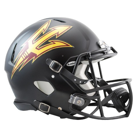 Arizona State Sun Devils Riddell Speed Authentic Helmet - Black