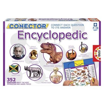 John N. Hansen Educa, Connector--Encyclopedic