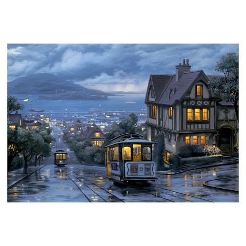John N. Hansen Evening Journey 1,000 pc Puzzle