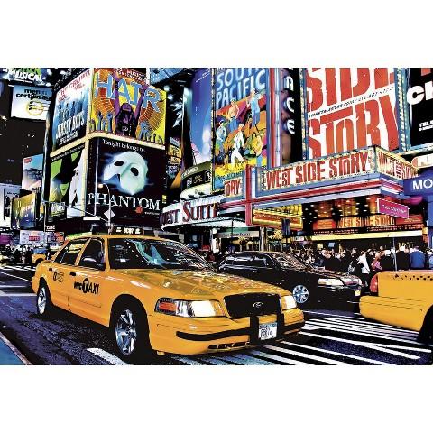 John N. Hansen 1,500 Piece Puzzle-Times Square