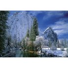 John N. Hansen Yosemite Park 1,000 pc Puzzle