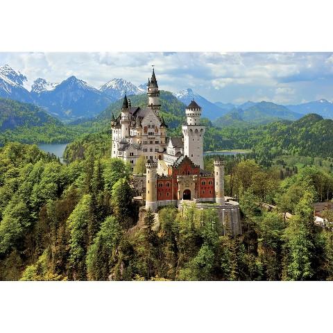 John N. Hansen Educa Neuchwanstein Castle 1500 Piece Puzzle