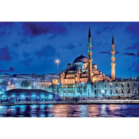 John N. Hansen Educa 1500 Piece Puzzle - Sea of Marmara