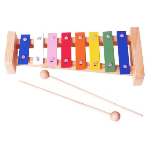 John N. Hansen Wood Xylophone--Small