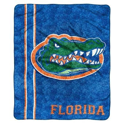 Florida Gators Sherpa Throw