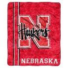 NCAA Sherpa Throw - Nebraska