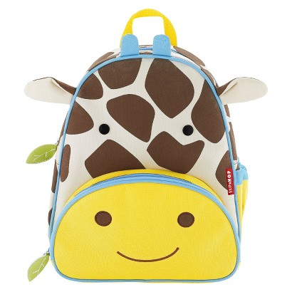 Skip Hop Zoo Pack Little Kids & Toddler Backpack Giraffe
