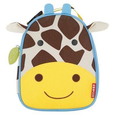 Skip Hop Zoo Little Kids & Toddler Insulated Lunch Bag, Giraffe