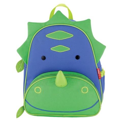 Skip Hop Zoo Pack Little Kids & Toddler Backpack Dino