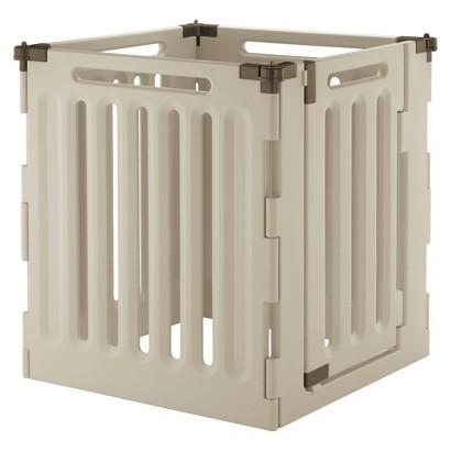 Convertible Indoor/Outdoor Pet Playpen - 4 Panel