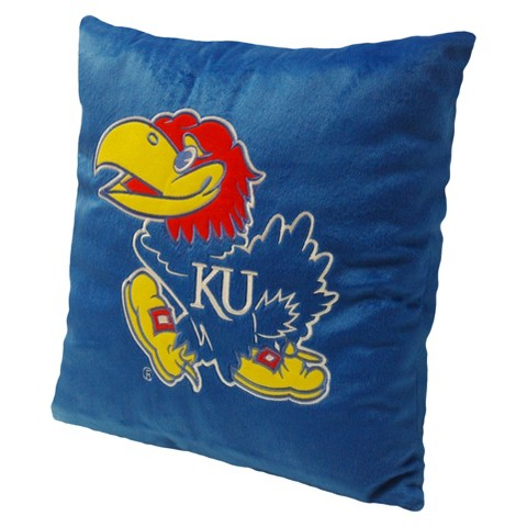 Kansas Jayhawks Pillow
