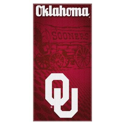 NCAA Oklahoma Beach Towel