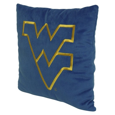 West Virginia Mountaineers Pillow