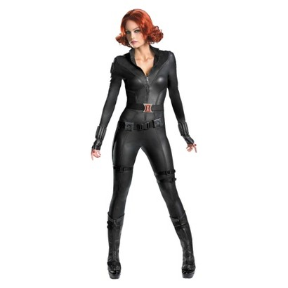 Women's The Avengers Black Widow Elite Costume
