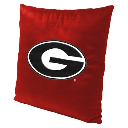 NCAA Pillow - Georgia