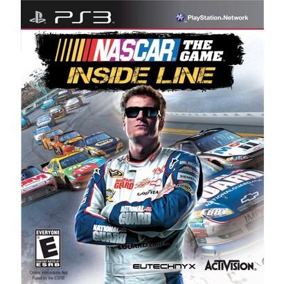 NASCAR The Game: Inside Line (PlayStation 3)
