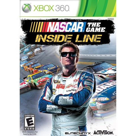 NASCAR The Game: Inside Line (Xbox 360)