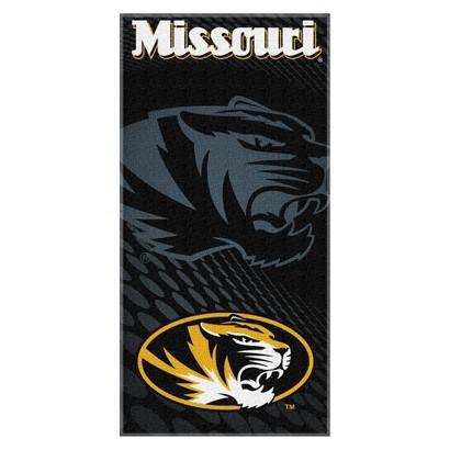 Missouri Tigers Beach Towel