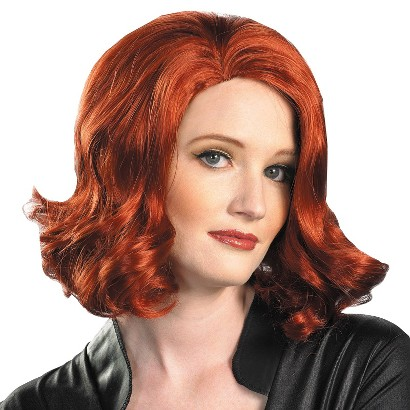 Adult The Avengers  Widow Wig - One Size Fits Most