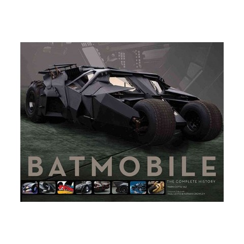 Batmobile: The Complete History (Hardcover)