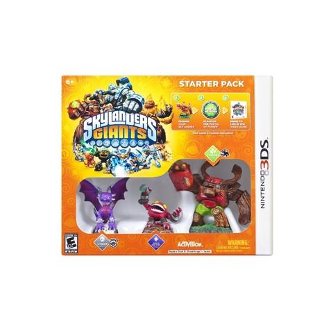 Nintendo 3DS Skylanders Giants Starter Pack (Nintendo 3DS)