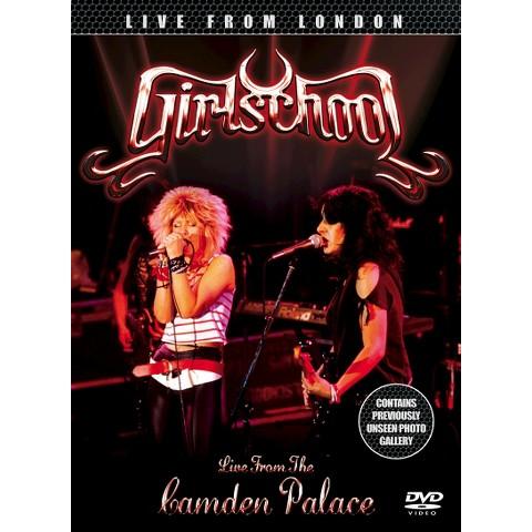 Girlschool: Live from London
