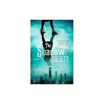 The Shadow Society (Hardcover)