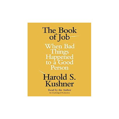 The Book of Job (Unabridged) (Compact Disc)