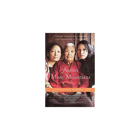 Across Many Mountains (Reprint) (Paperback)