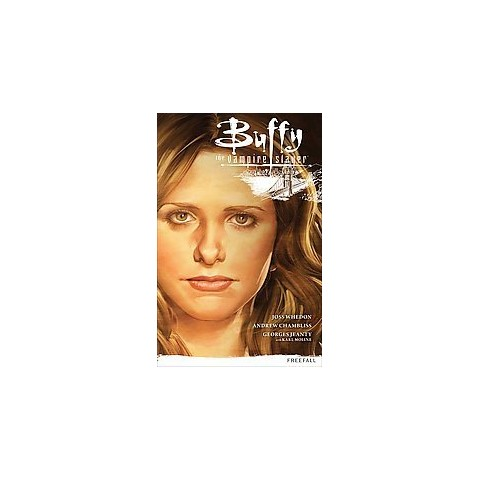 Buffy the Vampire Slayer Season 9 (Paperback)