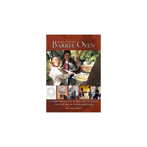 Build Your Own Barrel Oven (Paperback)