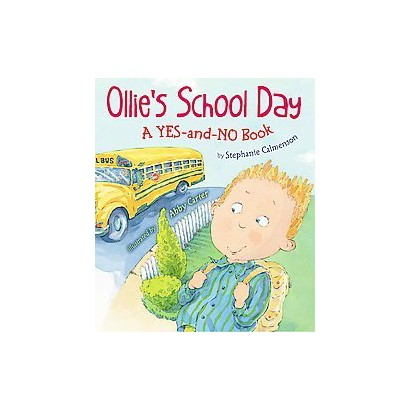 Ollie's School Day (Hardcover)