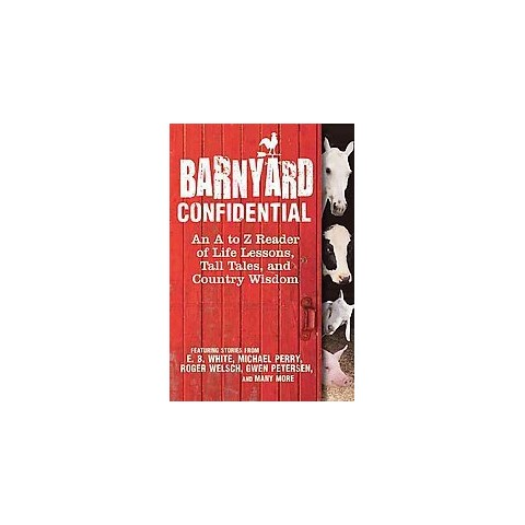 Barnyard Confidential (Hardcover)