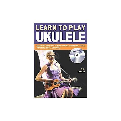 Learn to Play Ukulele (Mixed media product)