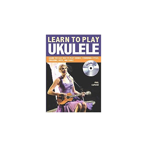 Learn to Play Ukulele (Mixed media product)