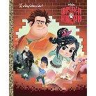 Wreck-It Ralph ( Disney: Wreck-It Ralph: Big Golden Book) (Hardcover)