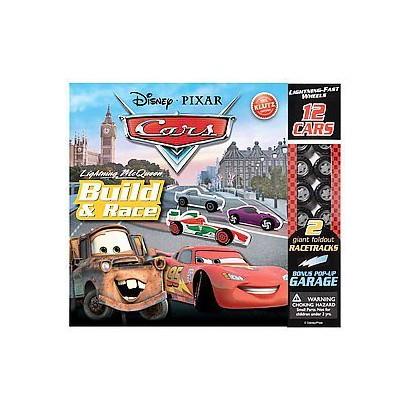 Lightning McQueen Build & Race (Paperback)