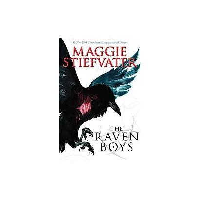 The Raven Boys (Unabridged) (Compact Disc)