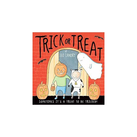 Trick or Treat (Hardcover)