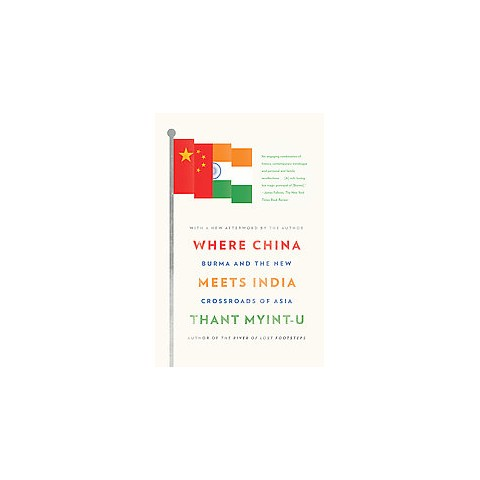 Where China Meets India (Paperback)