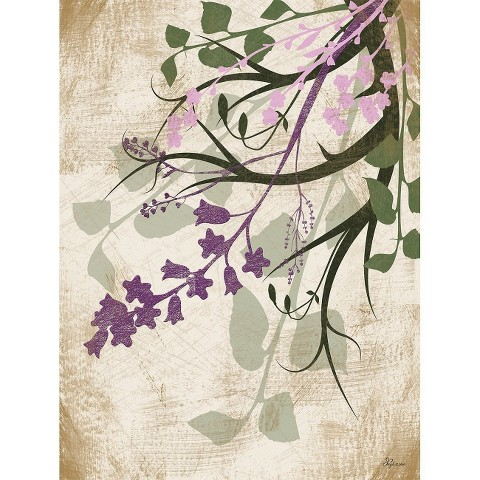 Lavender and Sage Print Collection